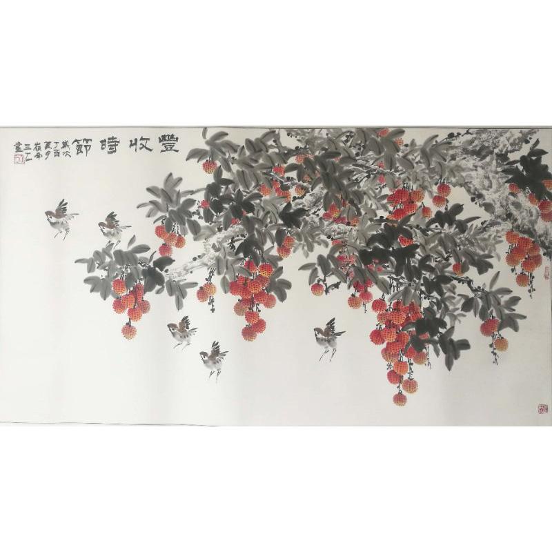 广州三石画家